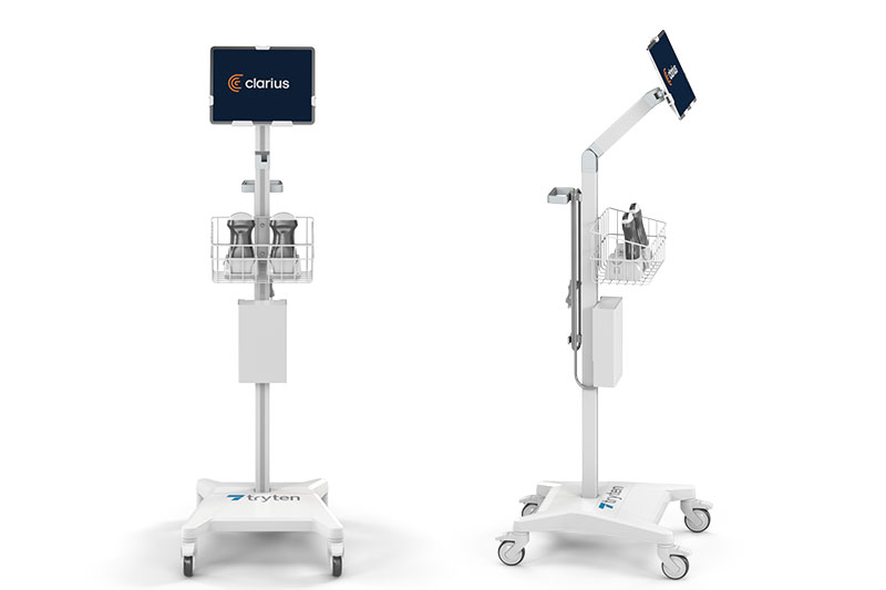 handheld-ultrasound-cart